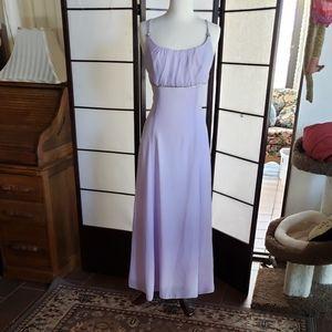 Lavender dress by niki livas